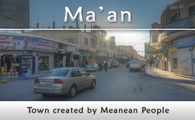 Ma'an, Town created by Meanean People