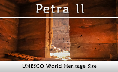 Arabia Petrae, Al-Batra, capital of Nebataneans, Jordan, Petra, Rose City, symbol of Jordan, Jebel al-Madhbah, Mount Hor, Wadi Araba, UNESCO World Heritage Site, Al Khazneh