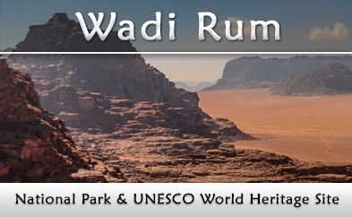 Wadi Rum National Park, The Valley of the Moon, Wadi Ramm, Mountains of Wadi Rum, Aqaba Governorate, Jordan, UNESCO World Heritage Site, The Seven Pillars of Wisdom, Jabal Umm Fruth